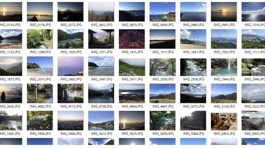 日本各地の神社と自然からの気付き