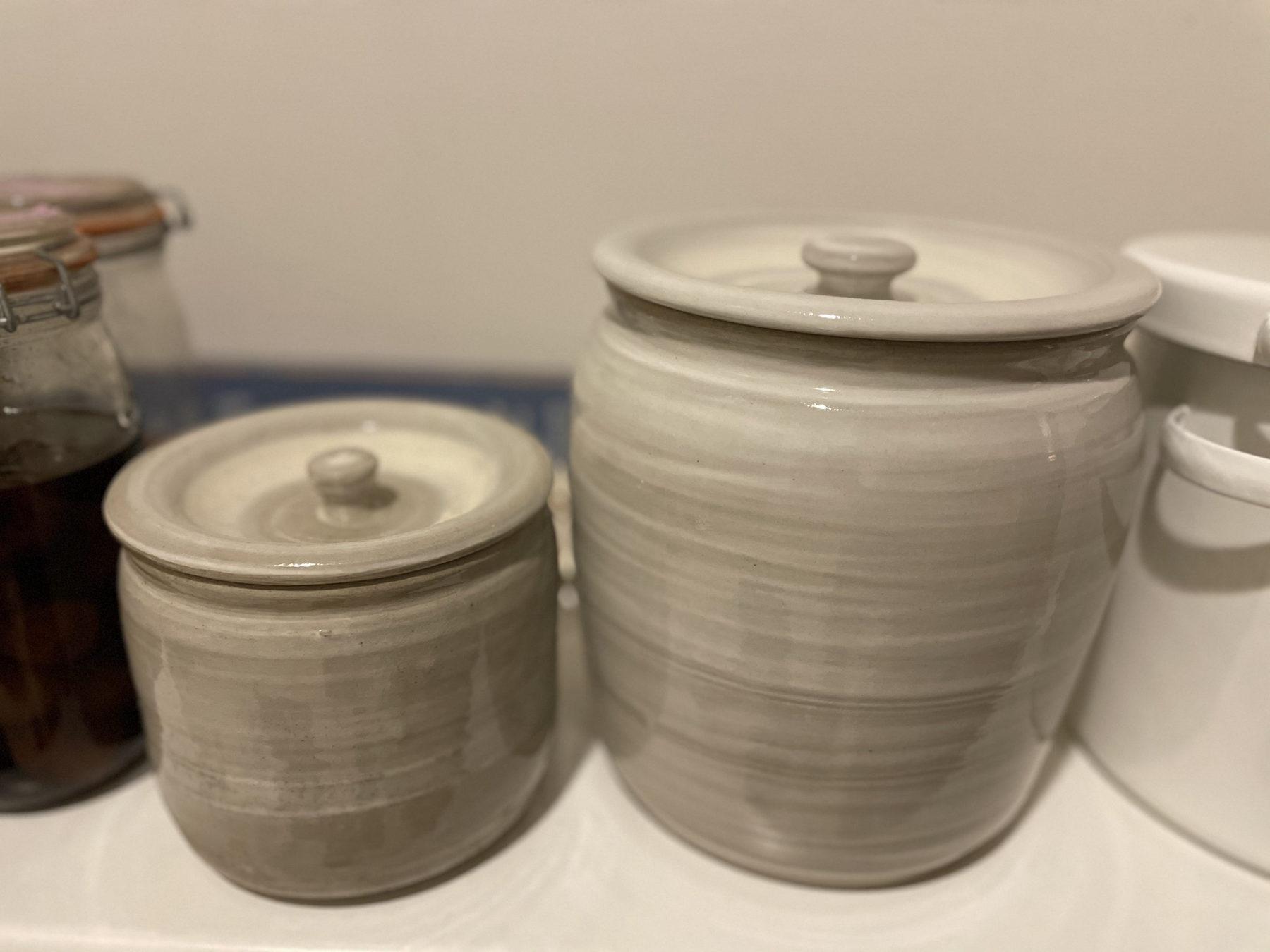素材にこだわった味噌作り